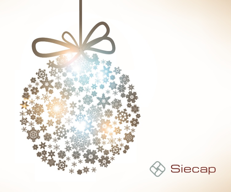 Happy Holidays from the Team at Siecap