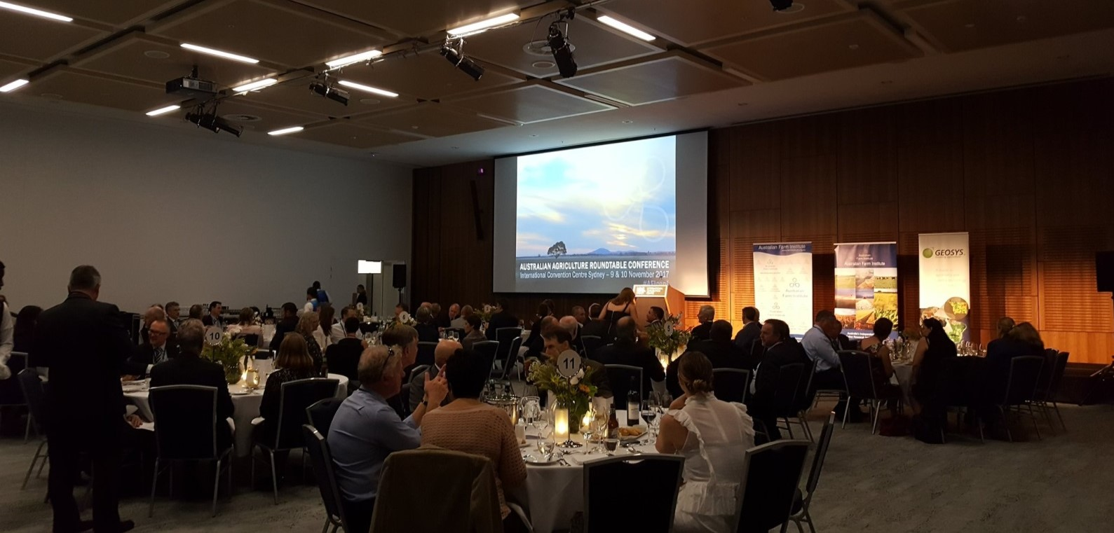 Global industry leaders converge at Australian Agriculture Roundtable Conference