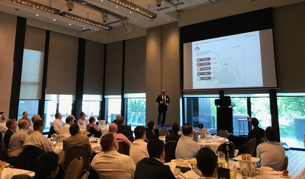 Siecap supply chain breakfast offers winning strategies for eCommerce as Amazon launches in Australia