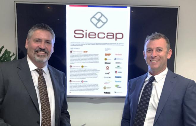 Global experts head Siecap's energy resources portfolio