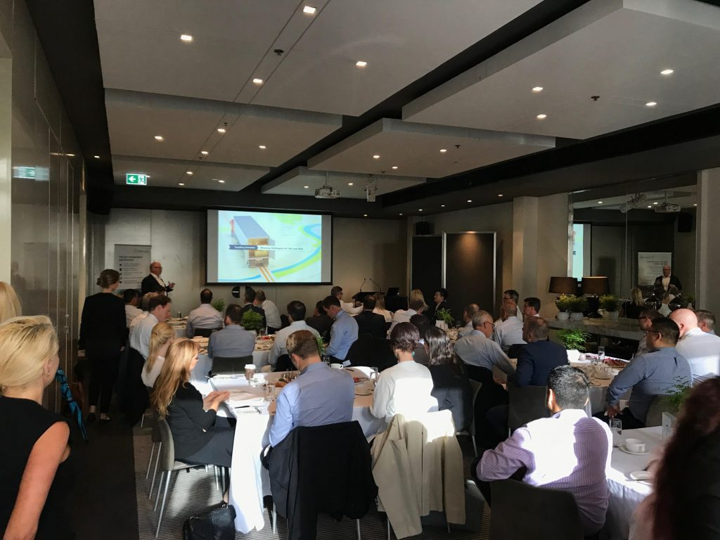Surviving in the post-Amazon world: eCommerce in the spotlight at Siecap supply chain breakfast