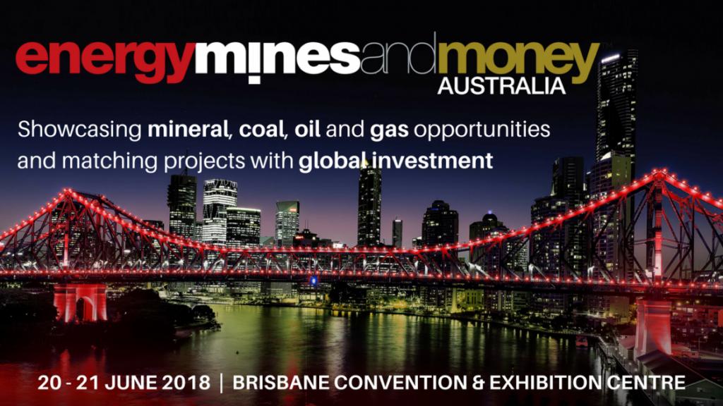 Siecap at Energy Mines and Money Australia
