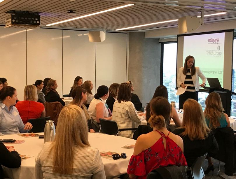 Siecap provides mentoring support for professional women in industry