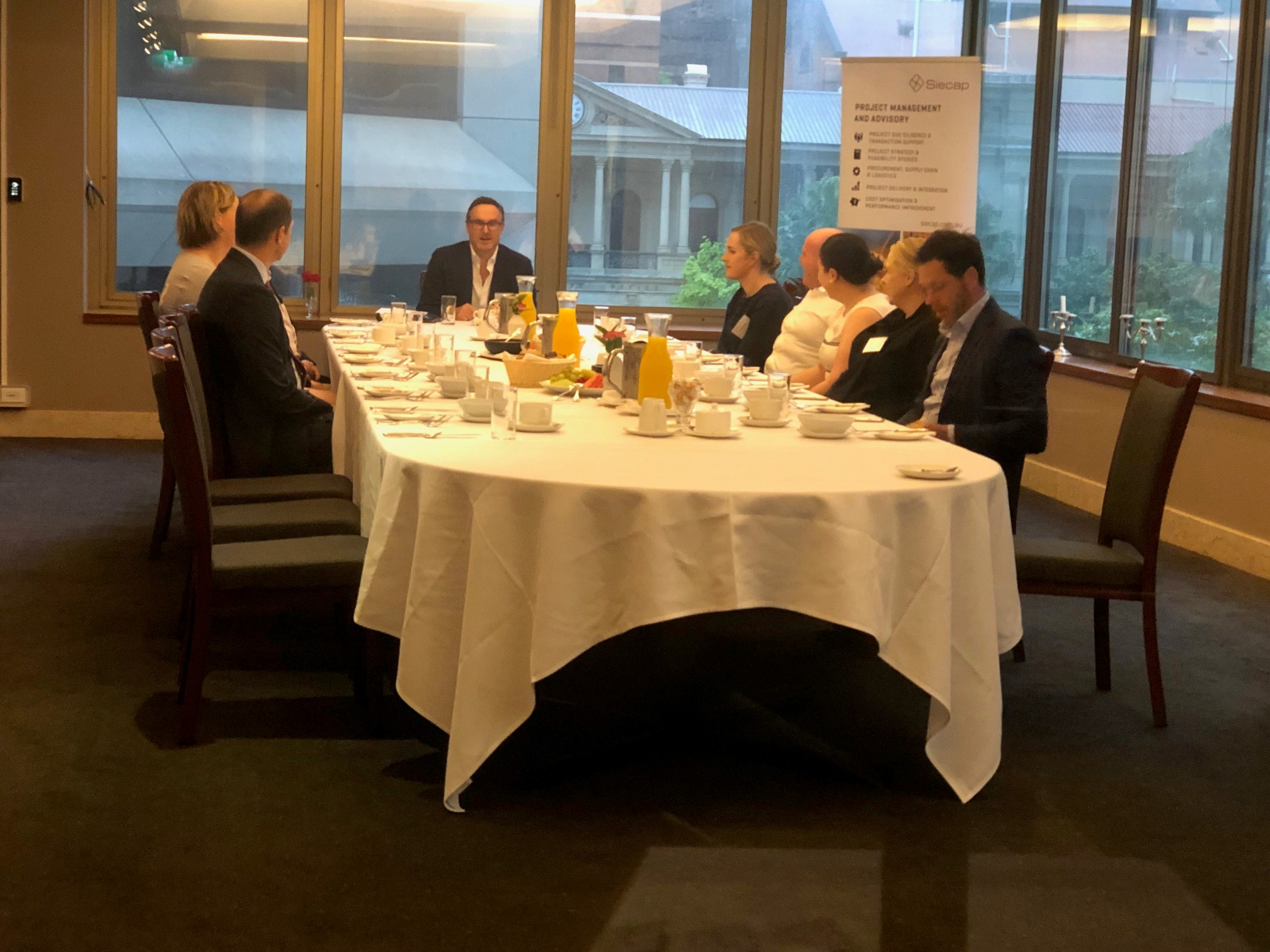 Forum examines market realities and organisational challenges in the supply chain industry